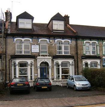 Office space in Forest House Business Centre, 8 Gainsborough Road